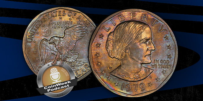 CoinWeek Podcast #90: Collecting the Susan B. Anthony Dollar – Audio