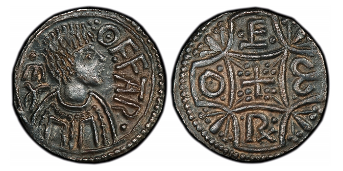 Classic Anglo Saxon Coin Art Featured In Tyrant Collection