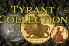 Rare English Proof Sets in Long Beach Tyrant Collection Exhibit