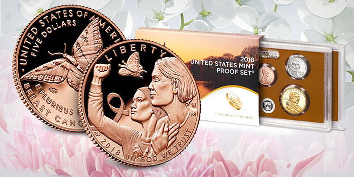 2018 United States Mint Product Releases