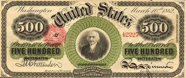 Anderson Collection Paper money