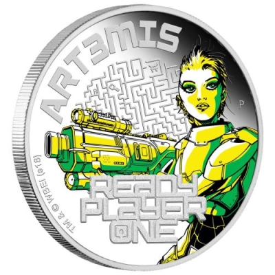 Player One Collector Coins