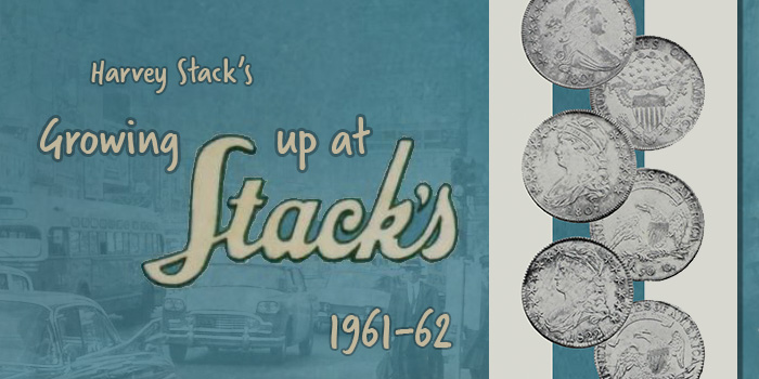Growing up at Stack's 1961-62