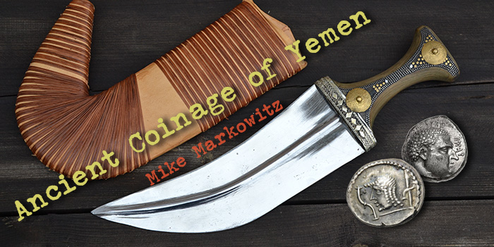 CoinWeek Ancient Coin Series: Ancient Coinage of Yemen