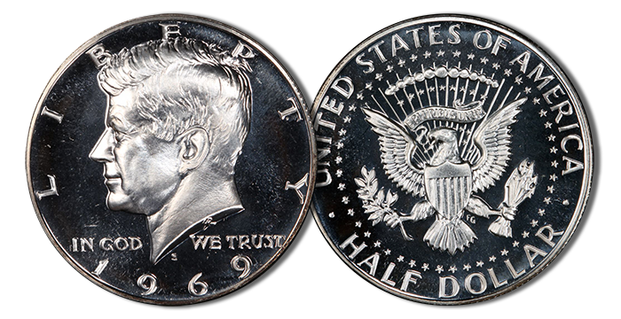 What Is a 1969 United States Proof Set Worth?