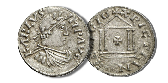 CoinWeek Ancient Coin Series: The Terrible Ninth Century