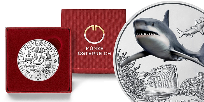 Austrian Mint Colorful Creatures