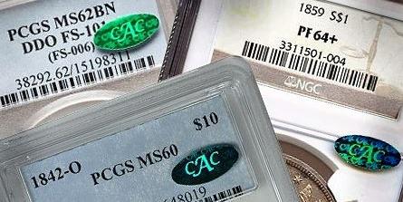 CAC Coins - Ken Bressett