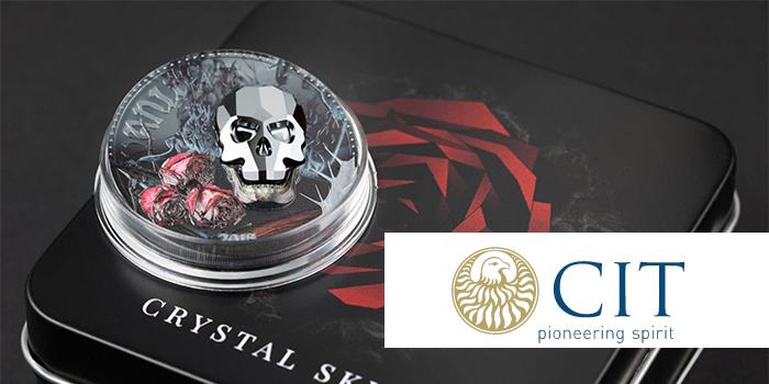 Coin Invest Trust - Crystal Skull - Vanity