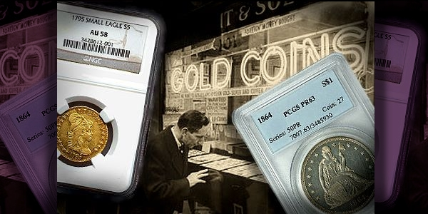 How to Sell Your Coin Collection and Work with Coin Dealers