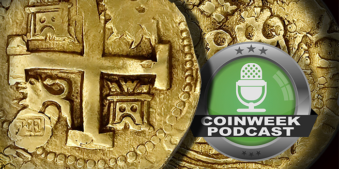 CoinWeek Podcast: Collecting Shipwreck Treasure with Daniel Frank Sedwick