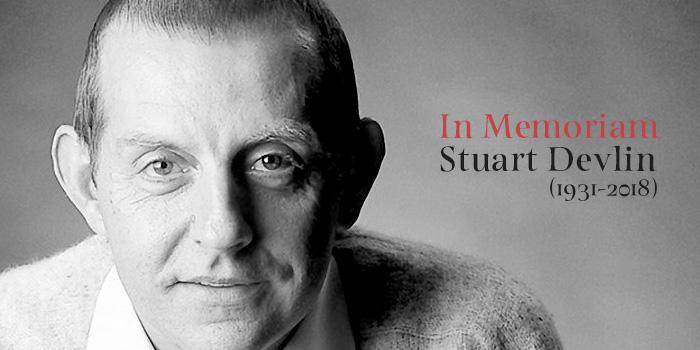 In Memoriam: Australian Coin Designer Stuart Devlin (1931-2018)
