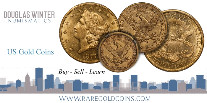 Doug Winter Numismatics, specialists in U.S. gold coins