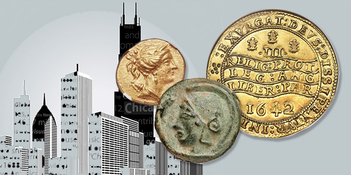 Chicago Coin Expo - Heritage Auctions World Coin Auction
