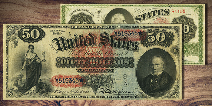 Heritage Auctions 2018 CSNS Currency