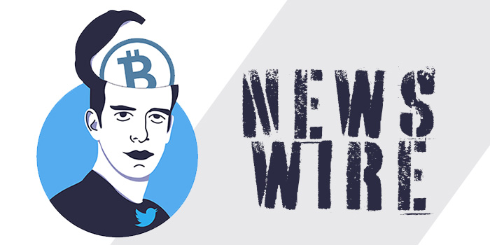 CoinWeek News Wire Jack Dorsey