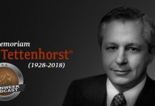 In Memoriam: R. Tettenhorst, CoinWeek Podcast