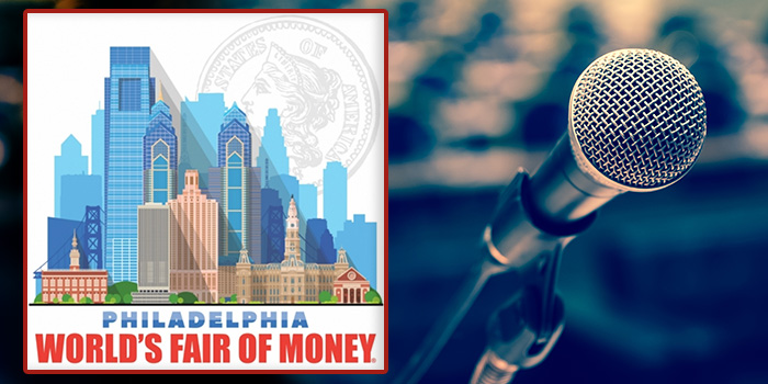 American Numismatic Association - World's Fair of Money