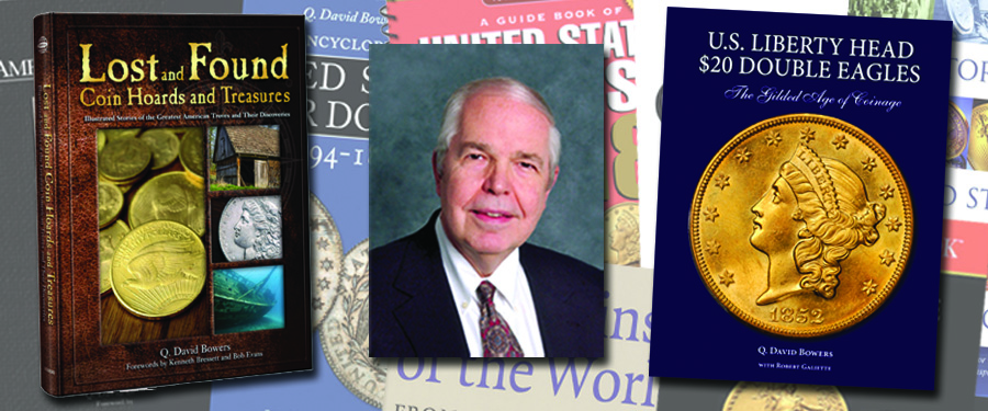Fascinating Coin Treasures, by Q. David Bowers and Whitmn Publishing