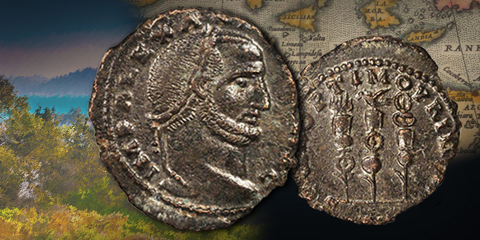 Stack's Bowers coin auction- Alexander of Carthage.