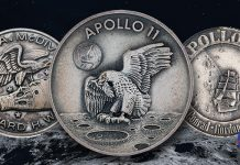 Rare 1964 Sms Kennedy Half Dollar Sells For 47k