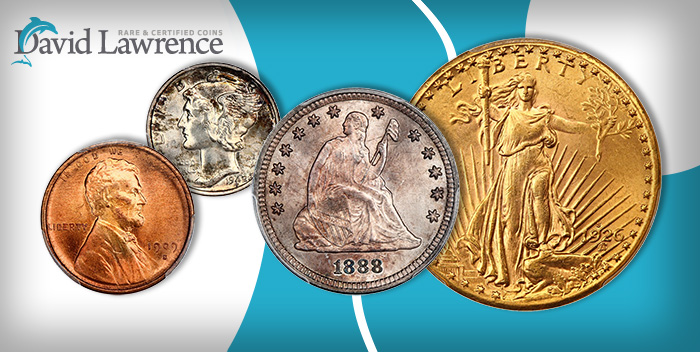 David Lawrence Rare Coins Auction 1012