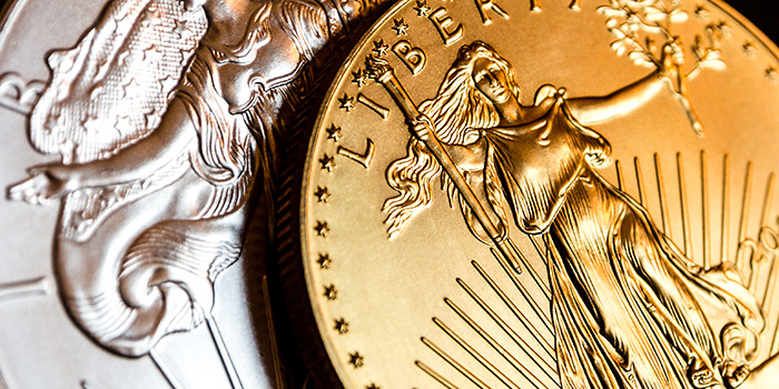 American Gold and Silver Eagle Bullion Coins