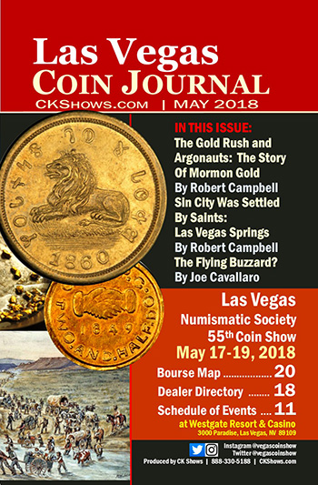 Las Vegas Coin Journal - May 2018 Issue