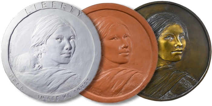 Sacagawea Dollar designs