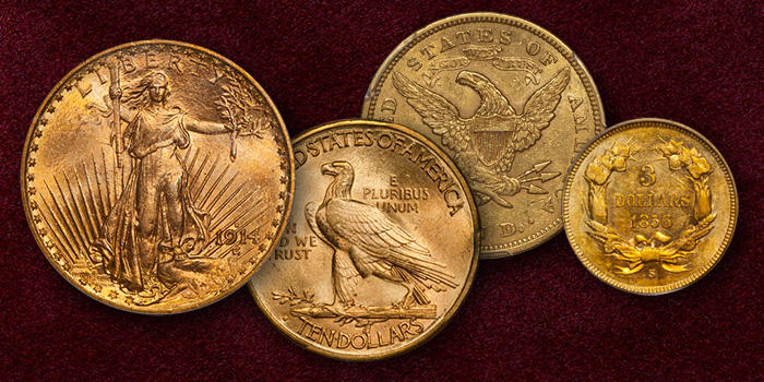Classic US Gold Coins - So You've Decided to Collect San Francisco