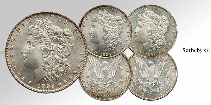 Sotheby S New York Sale Of Historic Coins Medals Totals 5 Million