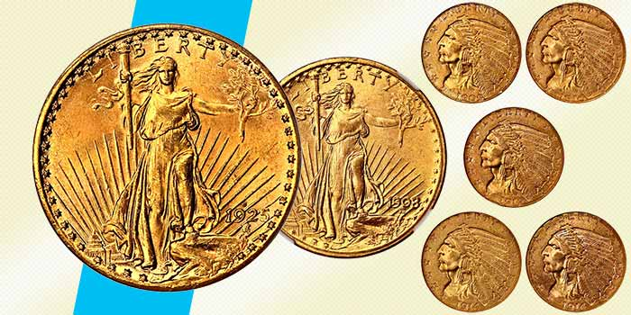 David Lawrence Rare Coins Auction 1016 Gold Coin