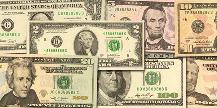 US Federal Reserve Notes 88888888 Serial Numbers