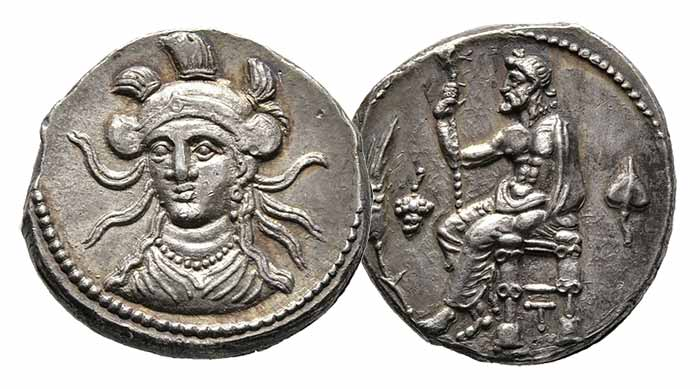 Tarsus Silver Stater
