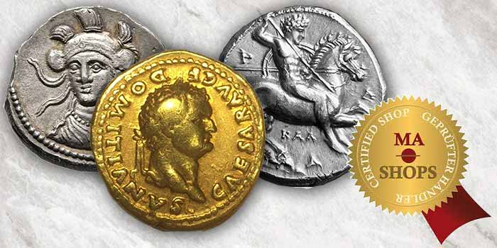 myths on ancient coins - ma-shops