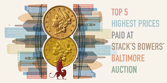 Stack's Bowers Baltimore coin auction
