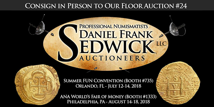Daniel Frank Sedwick LLC - Treasure Auction