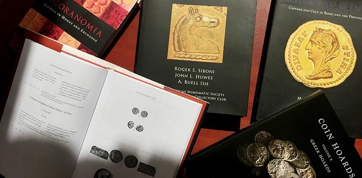 Numismatic Books