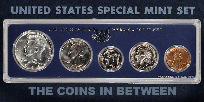 Special Mint Set - The Coins in Between
