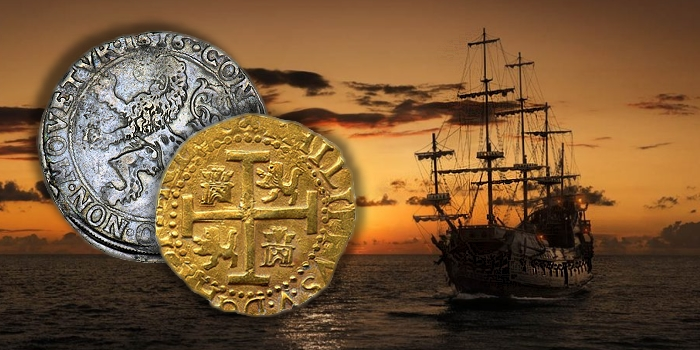 Pirate Coins For Me - A True Tale of Pirates from 300 Years Ago