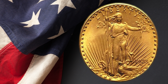 The One That Got Away: Only 1933 Double Eagle That Can Be Owned to Sell in June