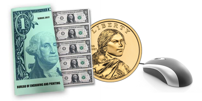 Bureau of Engraving and Printing (BEP) and US Mint