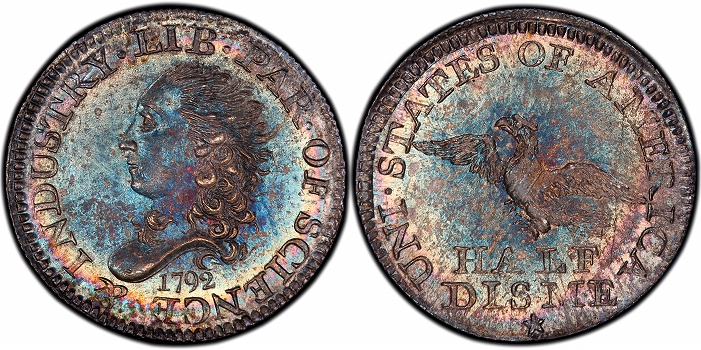 Photo credit: Professional Coin Grading Service