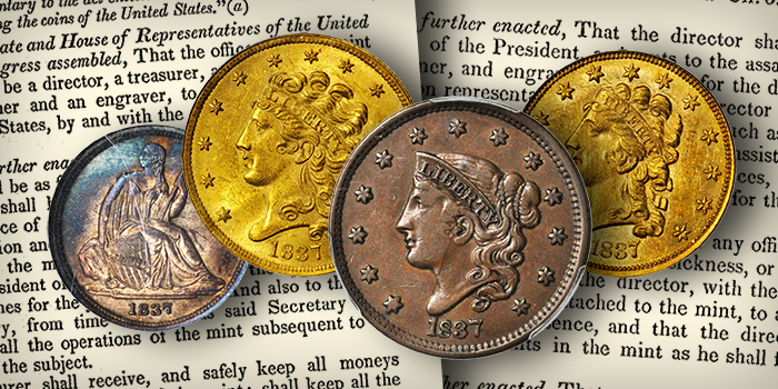 Coinage Act of January 9, 1837