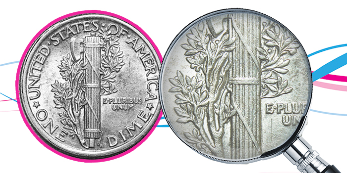 Dime designations - full split bands