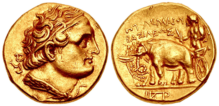 Figure 2 Elephant Stater