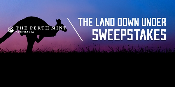 APMEX - Perth Mint Sweepstakes