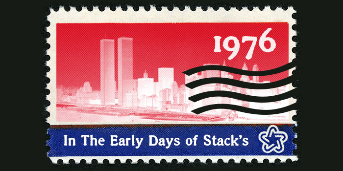 Growing up in a Numismatic Family: The Early Days of Stack's – 1976