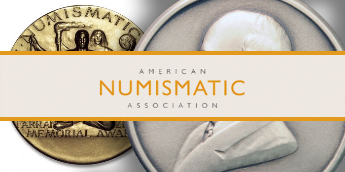 American Numismatic Association Honors Distinguished Numismatists with Awards