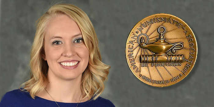 Brianna Victor - American Numismatic Association